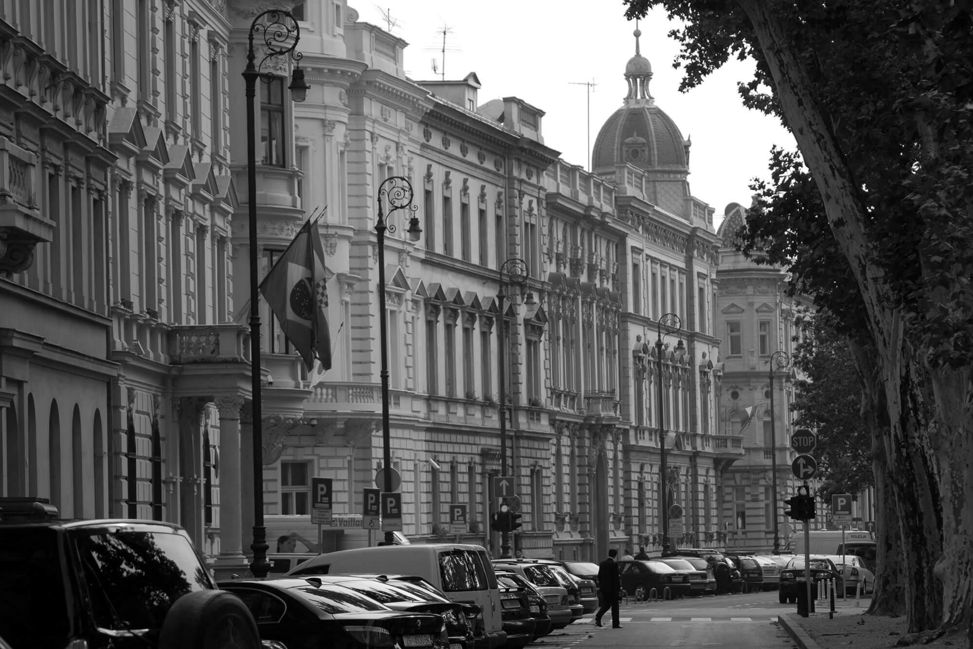 Ozana - Real estate agency in Zagreb